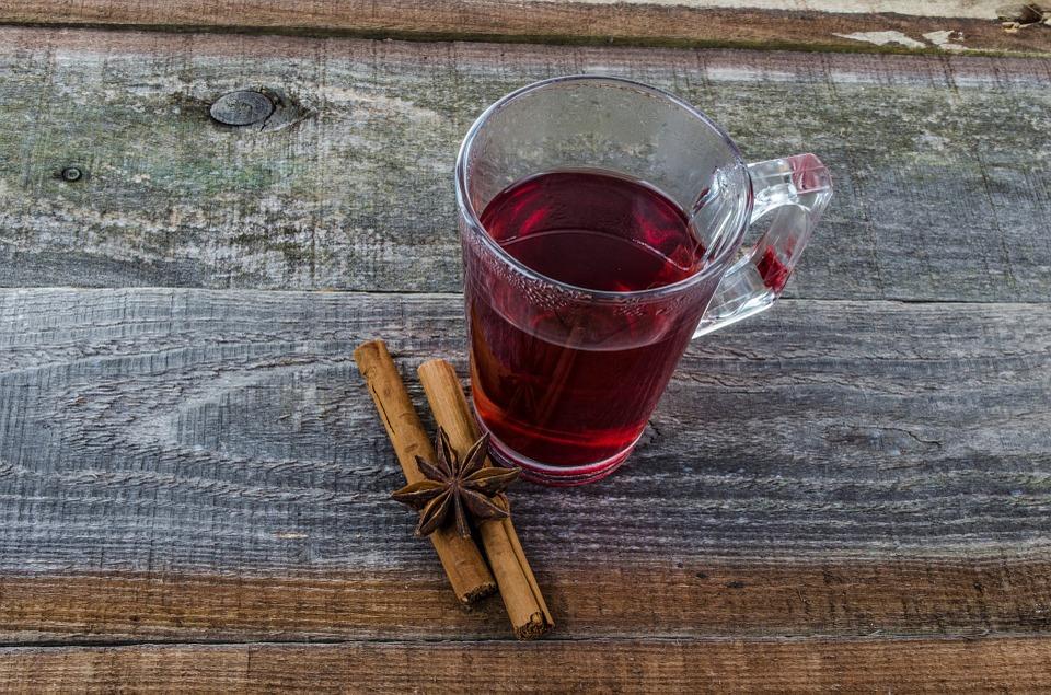 čaj pro siestu a odpočinek