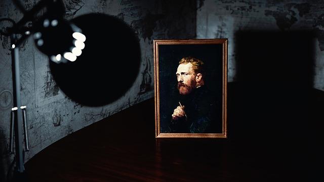 obraz malíře