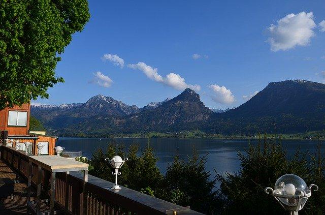 jezero wolfgangsee
