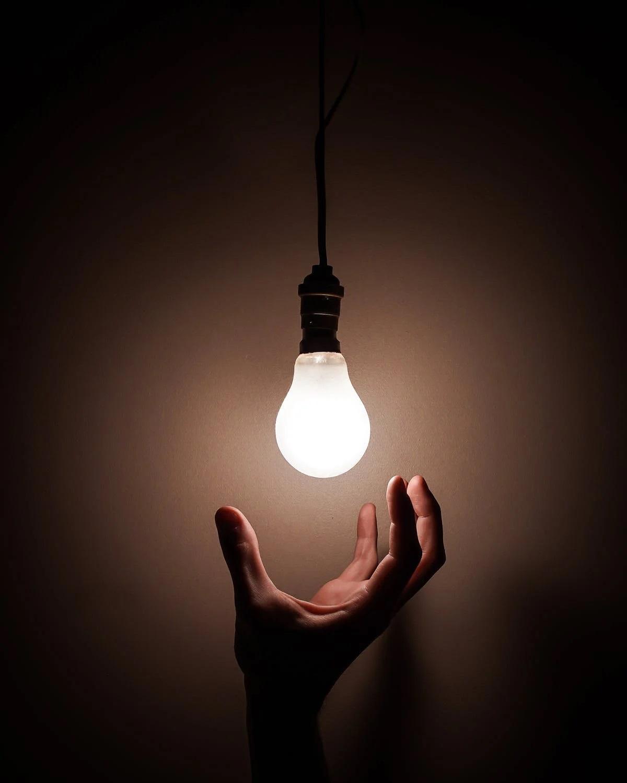 konečně světlo